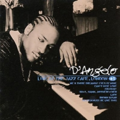 D'angelo - Live At The Jazz Café London