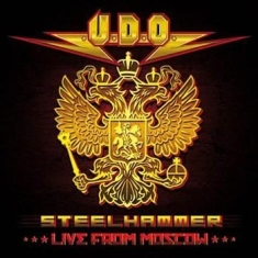 U.D.O. - Steelhammer - Live From Moscow (Dvd