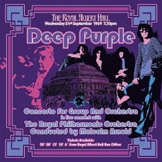 Deep Purple - Concerto For Group And Orchest
