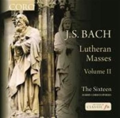 Bach - Lutheran Masses Vol 2