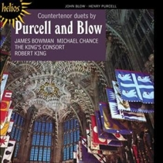 Purcell - Countertenor Duets