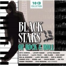 Blandade Artister - Black Stars Of Rock & Roll