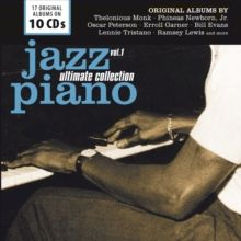 Blandade Artister - Ultimate Jazz Piano Collection