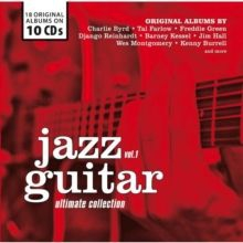 Blandade Artister - Jazz Guitar Ultimate Collection