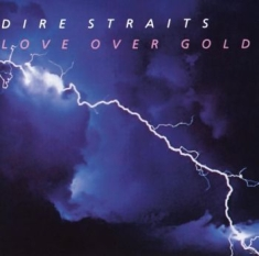 Dire Straits - Love Over Gold (Vinyl)