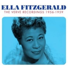 Ella Fitzgerald - The Verve Recordings 1956-1959