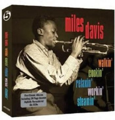 Miles Davis - Walkin' Cookin' Relaxin' Workin' &