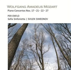 Mozart - Concertos For Piano And Orchestra