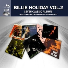 Holiday Billie - 7 Classic Albums 2