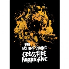 Rolling Stones - Crossfire Hurricane - engelsk text