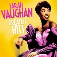 Sarah Vaughan - Greatest Hits