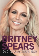 Britney Spears - Dvd Collectors Box - 2 Dvd Set