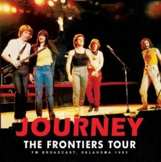 Journey - Frontiers Tour - Radio Broadcast