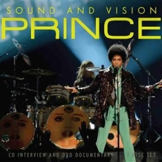 Prince - Sound And Vision (Dvd + Cd Document