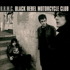 B.R.M.C. - Black Rebel Motorcycle..