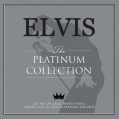 Elvis Presley - Platinum Collection (White Vinyl)