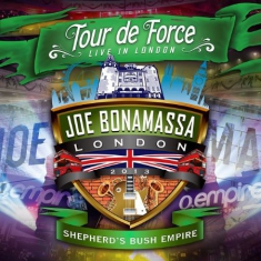Joe Bonamassa - Tour De Force - Shepherd's Bus