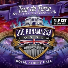 Joe Bonamassa - Tour De Force - Royal Albert H