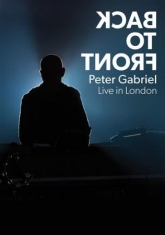 Peter Gabriel - Back To Front - Live