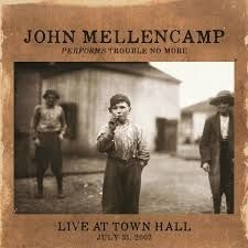 Mellencamp John - Performs Trouble No More Live 2003