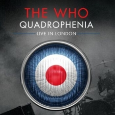Who - Quadrophenia Live In London