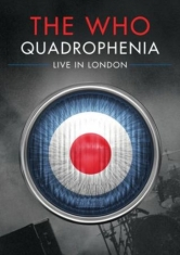 Who - Quadrophenia Live In London (Dvd)