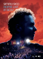 Simply Red - Home Live In Sicily (Br+Dvd+2Cd)