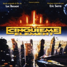 Serra Eric - Fifth Element (Soundtrack)