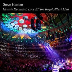Hackett Steve - Genesis Revisited: Live At The Roya