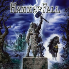 Hammerfall - R(Evolution) (Digipak) SIGNED