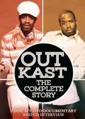 Outkast - Complete Story Dvd/Cd
