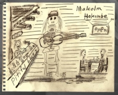Holcombe Malcolm - Pitiful Blues