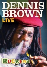 Dennis Brown - Live Rockers Tv