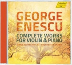 Enescu - Works For Violin&Piano