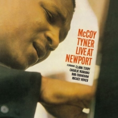 McCoy Tyner - Live At Newport (Acv)