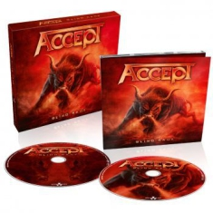Accept - Blind Rage -Cd+Dvd-