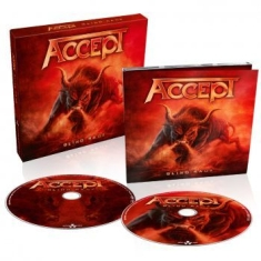 Accept - Blind Rage (Cd+Bluray)