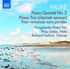 Faure - Piano Quartet No 2
