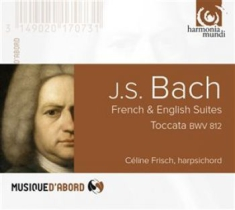 Bach Johann Sebastian - Works For Harpsichord
