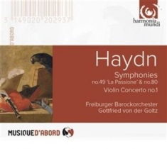 Haydn - Concerto For Violin