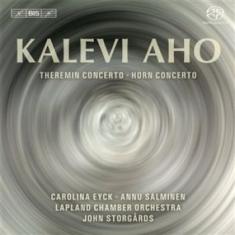 Aho - Theremin And Horn Concertos (Sacd)