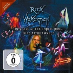 Wakeman Rick - 1975 - Live At The Empire Pool - Ki