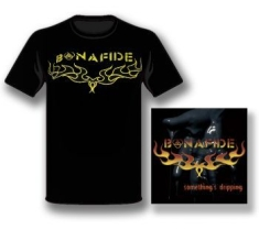 Bonafide - Something Dripping + T-Shirt (S)