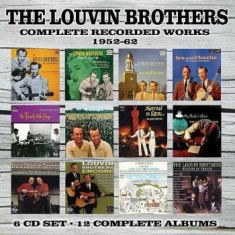 Louvin Brothers - Complete Recorded Works 1952-1962 (