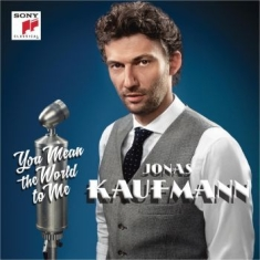 Kaufmann Jonas - You Mean The World To Me