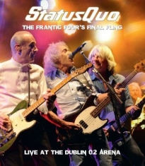 Status Quo - The Frantic Four's Final Fling - Li