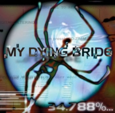 My Dying Bride - 34.788% Complete (2 Lp)