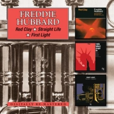 Freddie Hubbard - Red Clay/Straight Life/First Light