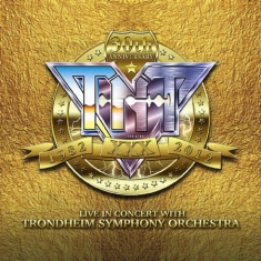 Tnt - 30Th Anniversary Live In Concert Cd