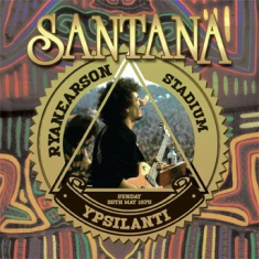 Santana - Live At The Rynearson Stadium, 1975
